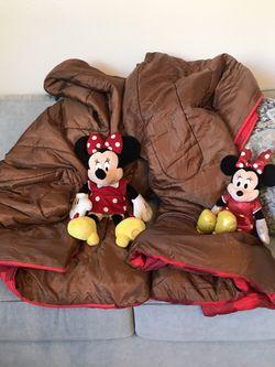 Sleeping Bags Kids...🐾 for Sale in Rancho Cucamonga,  CA