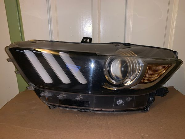 2015 2016 2017 Ford Mustang LH Left-Driver XENON HID Headlight OEM