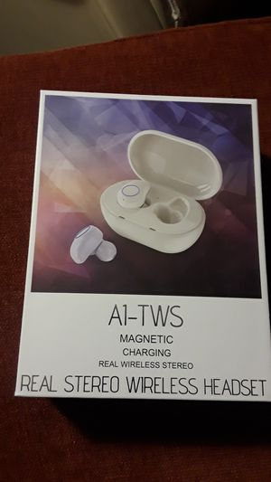 A1-TWS Bluetooth Wireless Earbuds for Sale in Fresno, CA