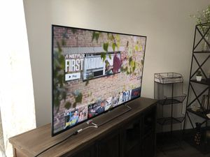 """SONY 55"""" LCD TV GOOD CONDITION!!! for Sale in Houston, TX"""