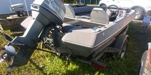 15' Skeeter bass boat for Sale in Kissimmee, FL
