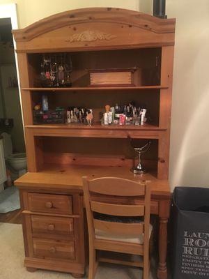 All real wood dressers/desk. for Sale in Atlanta, GA