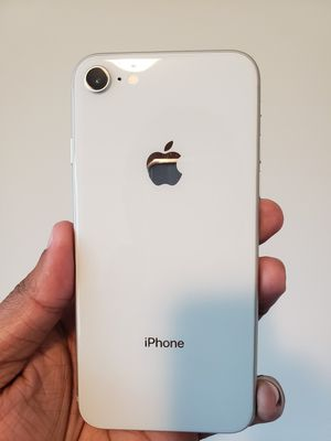 iPhone 8 , Unlocked for All Company Carrier,  Excellent Condition like New for Sale in Springfield, VA