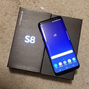 Samsung Galaxy S8, Factory Unlocked for Sale in Springfield, VA