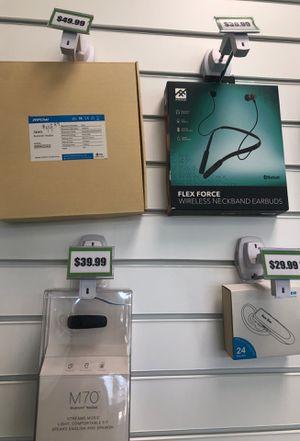 Wireless headset/ earbuds for Sale in Arroyo Grande, CA