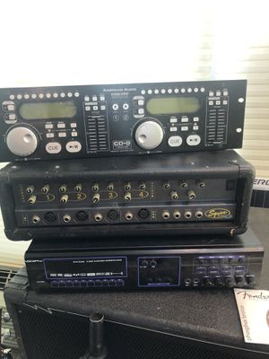 Dj equipment for Sale in Albany, CA