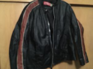 Men's leather jacket by Wilson's Leather. I believe is xL. for Sale in Larned, KS