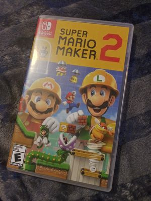 Super Mario Maker 2 Nintendo Switch for Sale in Los Angeles, CA