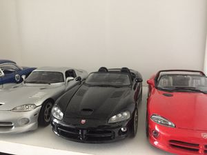 1/18 Diecast Model Cars for Sale in Avon Lake, OH