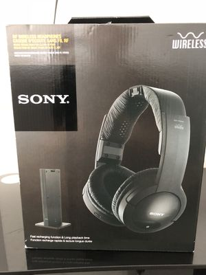 New Sony Wireless Headphones for Sale in Rockville, MD