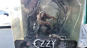 SPAWN COLLECTIBLE ACTION FIGURE OZZY OSBORNE BARK AT THE MOON TOWER RECORDS 2004 PICKUP IN WHITTIER THANKS 😊 for Sale in Whittier, CA