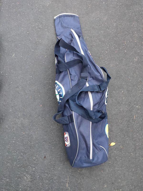 Mariner's baseball bag