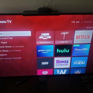 55 Inch Roku Tv for Sale in Dallas, TX