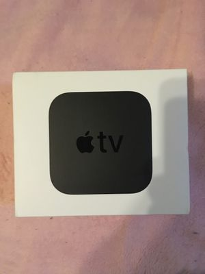 32 GB Apple TV 4K HD for Sale in Cleveland, OH