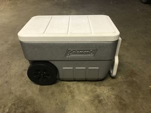 Coleman Cooler Small for Sale in Jersey City, NJ