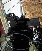 Wheel chair in good condition for Sale in Farmville, VA
