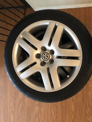 5x100 Volkswagen Long Beach wheels for Sale in Pomona, CA