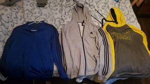 Addidas jackets Everlast hoodie bundle for Sale in El Cajon, CA