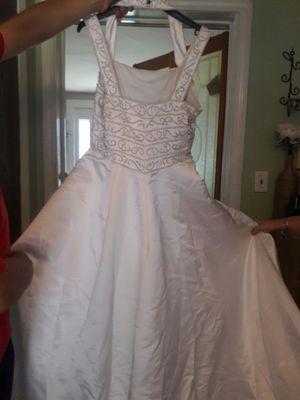 Beautiful elegant wedding dress for Sale in Framingham, MA