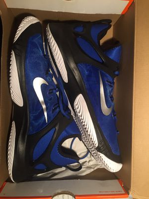 NWT Sz 12 Nike Zoom Black and Blue for Sale in Arlington, TX