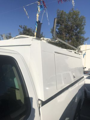 Camper shell for Sale in Azusa, CA