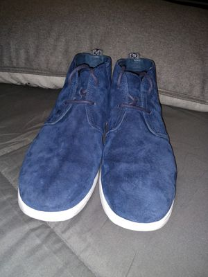Treadlite by UGG boots , size 10.5 men's, suede w/ fur insoles for Sale in Bonney Lake, WA