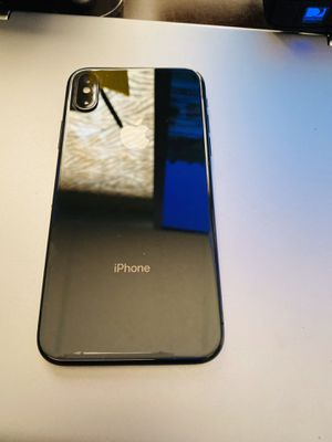 iPhone X 64 GB Grey- T-Mobile/Metro/Simply Mobile for Sale in Lithia Springs, GA