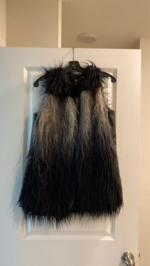 Ombré Fur Vest for Sale in Princeton, TX