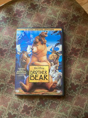 Walt Disneys Brother Bear DVD for Sale in Aliquippa, PA