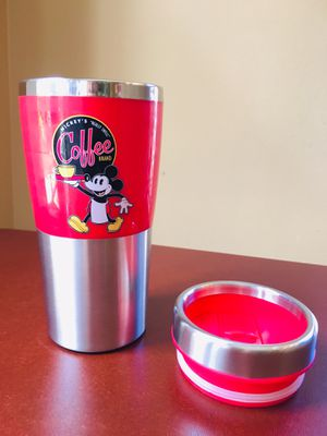 Disney Mickey Mouse Coffee Thermos for Sale in Fort Lauderdale, FL