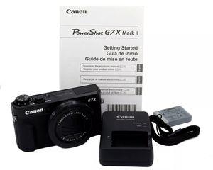 Canon - PowerShot G7 X Mark II 20.1-Megapixel for Sale in Centreville, VA