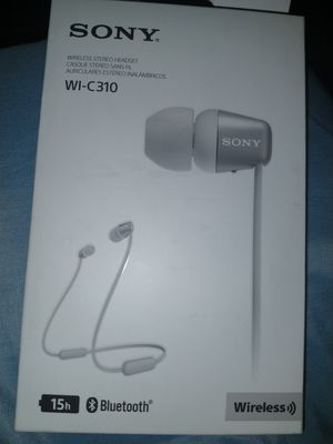 Sony wireless headphones for Sale in Pflugerville, TX