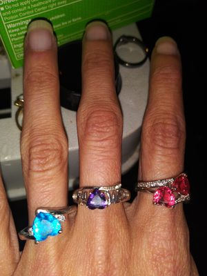 Sterling silver rings for Sale in Knoxville, TN