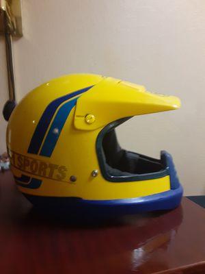 Vintage Shoei motor bike helmet for Sale in Richmond, VA