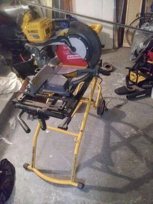 Deward table saw machine for Sale in Orlando, FL