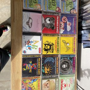 Huge Lot Of 22 Baby Kids Cds- Great Condition Rockabye Baby for Sale in Los Angeles, CA