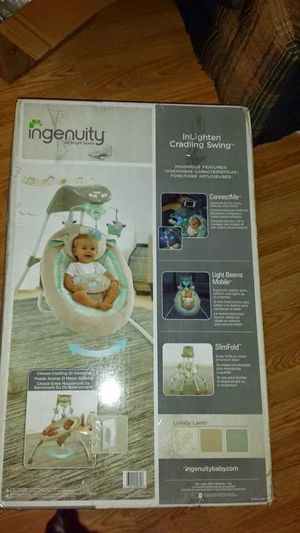 Ingenuity cradle swing for Sale in Denver, CO