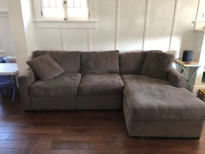 Light brown couch for Sale in Culver City, CA