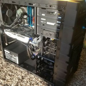 Gaming PC i7/GTX 1060 6GB/24GB DDR3 NO DRIVE (WIFI) for Sale in Kent, WA