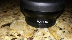 Digital Concept's 0.45x Wide-Angle Lens (62mm, Black) for Sale in Indianapolis, IN