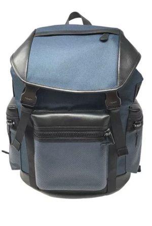 Coach Terrain Trek Pack Denim Black Backpack F24677 - MSRP $ 595.00. for Sale in Lunenburg, MA