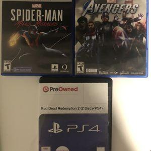 PS4 Games for Sale in Miami, FL