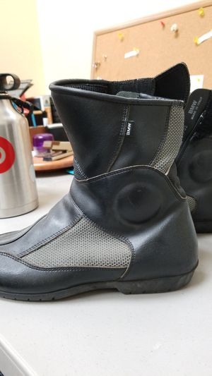 BMW motorcycle boots for Sale in Huntington Beach, CA