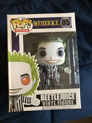 Beetlejuice Funko for Sale in Bethesda, MD