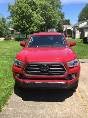 New and Used Toyota tacoma for Sale in Cleveland, OH - OfferUp