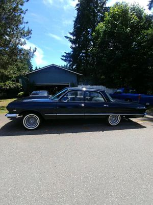 Chevy 1963 Impala Bel Air for Sale in Bothell, WA