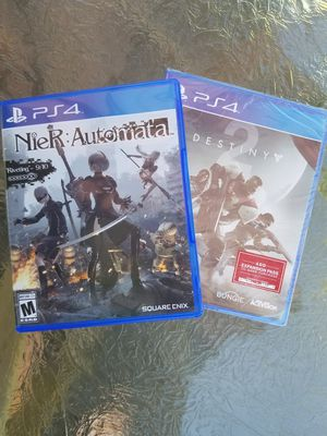 Nier:Automata and Destiny 2 Bundle for Sale in Inwood, WV