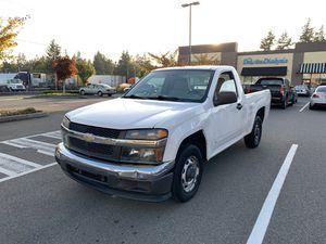 2007 Chevy Colorado pickup truck for Sale in Tacoma, WA
