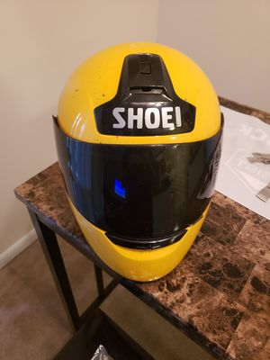 Shoei motorcycle helmet for Sale in Fort Washington, MD