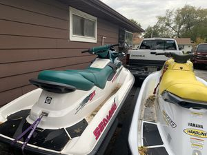 1997 Yamaha gp 760 for Sale in Justice, IL